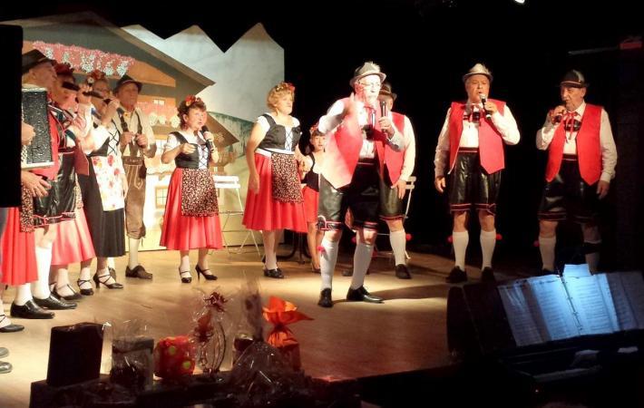 Bienvenue au Tyrol  à la Croix-Rousse