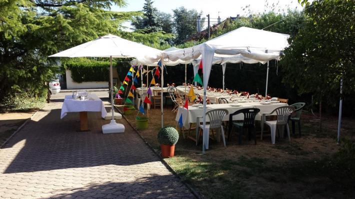 Tout est prêt pour accueillir les invités