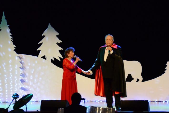 """Annie et Rolland, """"Deux pour Noël"""""""