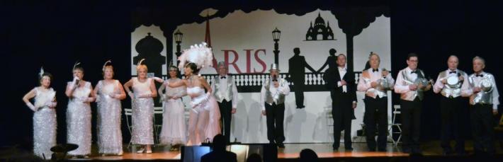 Me revoilà  Paris